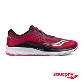 SAUCONY KINVARA 8 專業訓練鞋款-莓果紅