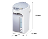 《Panasonic 國際牌》4公升真空斷熱熱水瓶 NC-HU401P