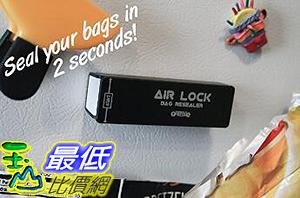 [106 美國直購] FRESHeTECH Air Lock Bag Re-Sealer 充電式封口機