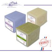 【3入優惠組】La Cigale 法國正方形馬賽肥皂組合 300g*3個