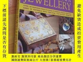 二手書博民逛書店創建你自己的珠寶罕見Create Your Own Jewelr