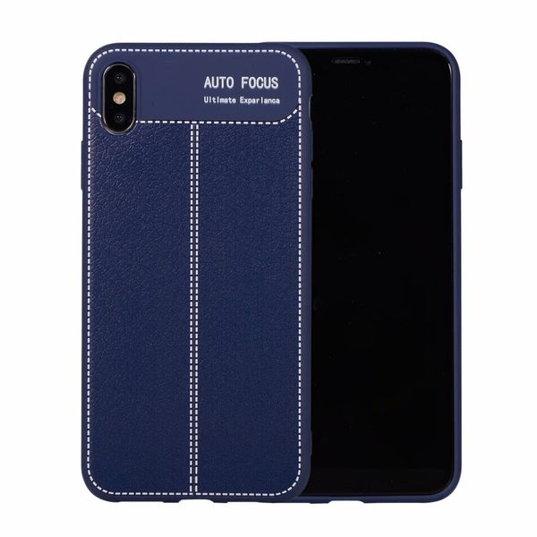 【SZ14】三代荔枝紋全包tpu防摔殼 iPhone Xs手機殼 iPhone XR iPhone XS Max iphone 8 plus iphone 7手機殼