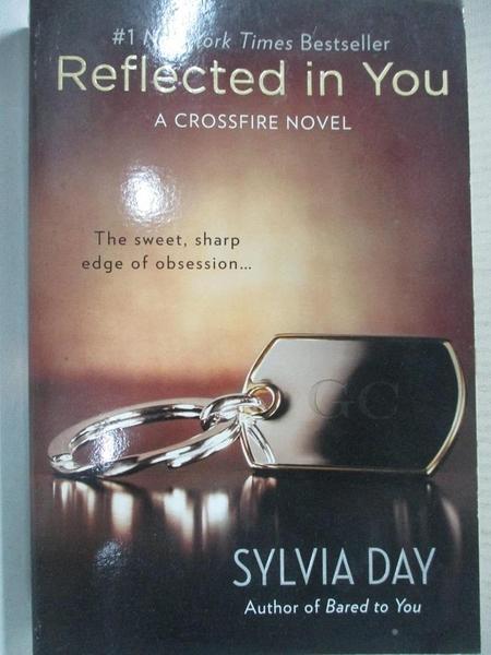 【書寶二手書T1/原文小說_CQX】Reflected in You_Day, Sylvia
