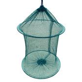 小型裝魚網兜裝蝦兜魚兜魚簍魚袋簡易便攜式魚護漁護蝦簍裝小魚蝦