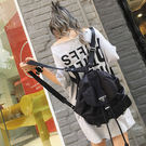書包 後背包 TOOKI & CO【Z416027】中性簡約時尚風外出大容量書包/後背包/雙肩背包-Sky