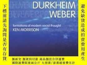 二手書博民逛書店Marx,罕見Durkheim, WeberY307751 Kenneth Morrison Sage Pub