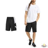 Puma 男 黑色 短褲 運動褲 排汗 快乾 運動褲 慢跑 訓練 健身 舒適 短褲 51838304