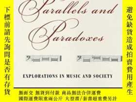 二手書博民逛書店Parallels罕見And ParadoxesY256260 Edward W. Said Vintage