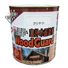 《Asahipen》油性室外木品防蟲腐防霉清漆透明0.7L