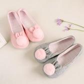 夏季月子鞋軟底包跟舒適透氣產前產後室內拖鞋大碼孕婦鞋 【交換禮物】