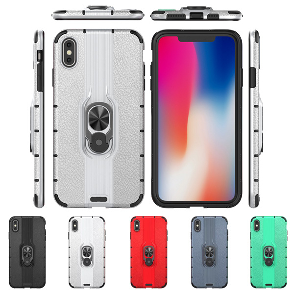 蘋果 XR XS i8 Plus XS MAX iX i7 Plus 阿麗塔 手機殼 防摔 支架 全包邊 磁吸 保護殼