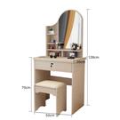 梳妝台臥室化妝桌奢華小戶型簡易簡約經濟型...