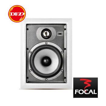 法國 Focal Chorus IW706V 崁入式喇叭(主聲道揚聲器) (一支) 送北區精緻安裝