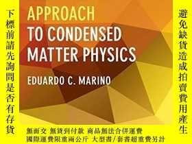 二手書博民逛書店Quantum罕見Field Theory Approach To Condensed Matter Physic