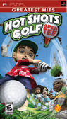 PSP  Hot Shots Golf Open Tee  全民高爾夫(美版 )