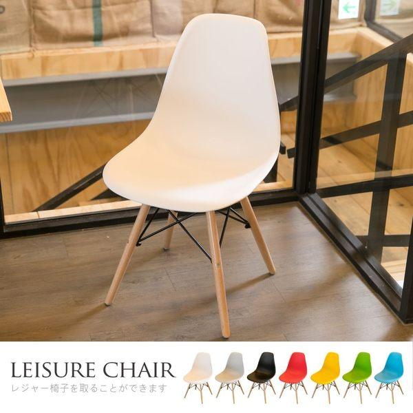 【IDEA】歐風簡約休閒椅 吧檯椅 酒吧椅 塑膠椅 餐廳椅 餐椅 高腳椅 高腳凳【RA-008】七色