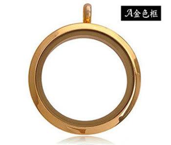 ╭☆ gold shop ☆╯ 鈦鋼 金幣專屬外框 1/20盎司 [ gg 007 ]