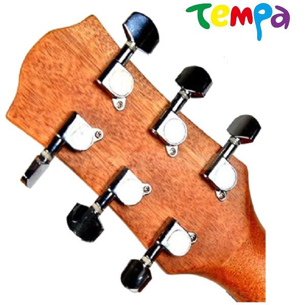 【Tempa】油壓吉他弦鈕 45度角 / 附螺絲(一組6個)