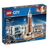 【LEGO 樂高積木】City城市系列-重型火箭及發射控制站(3) LT-60228