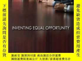 二手書博民逛書店Inventing罕見Equal OpportunityY255562 Frank Dobbin Prince