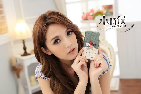 創意韓風折合式 蘋果 APPLE IPHONE 5  iphone5 專用 手機殼 手機套 保護殼 保護套