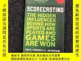 二手書博民逛書店Scorecasting:罕見The Hidden Influences Behind How Sports Ar