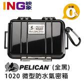 【24期0利率】PELICAN 1020 派力肯塘鵝 氣密盒 正成公司貨 微型氣密箱 防水盒