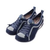 HUSH PUPPIES QUALIFY 熱銷彈力休閒鞋 藍 6184W176723 女鞋
