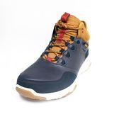 TEVA 男 Arrowood 2 Mid WP 真皮 輕量中筒防水 登山鞋 筒靴 TV1093960MDNV 藍[陽光樂活]