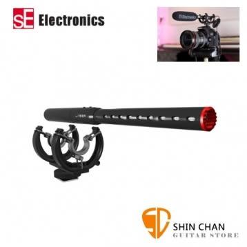 SE Electronics ProMic Laser 相機專用收音麥克風 附收納袋/防風罩  【靈敏度高/音質清晰】