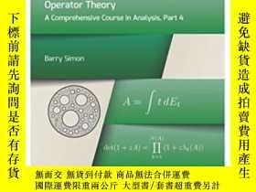 二手書博民逛書店Operator罕見Theory-算符理論Y436638 Barry Simon American Mathe