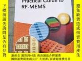 二手書博民逛書店Practical罕見Guide to RF-MEMS(射頻微機電系統實用指南)平裝庫存Y6318 Jacop