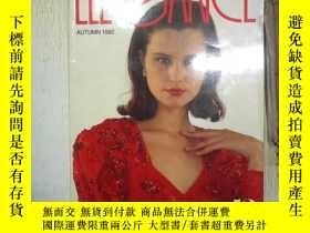 二手書博民逛書店ELEGANCE罕見CHINA SILK AUTUNM 1992