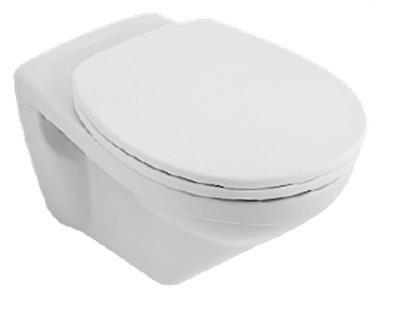 【麗室衛浴】德國 Villeroy & Boch 懸吊式馬桶 白色 7682 (含德國GEBERIT埋璧式水箱)