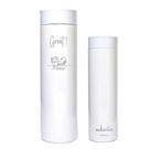 Marimo 不鏽鋼保溫保冷隨手杯瓶 400ml SNOOPY史努比 餐桌 白_ FT33998