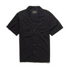 Kingpin Ss Shirt 短袖襯衫 - 黑色