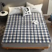 床褥子冬季加厚床墊床鋪墊鋪被褥毯毛絨軟墊保暖【極簡生活】