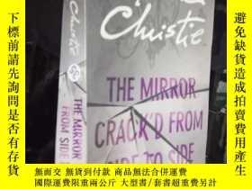 二手書博民逛書店The罕見Mirror Crack d From Side to
