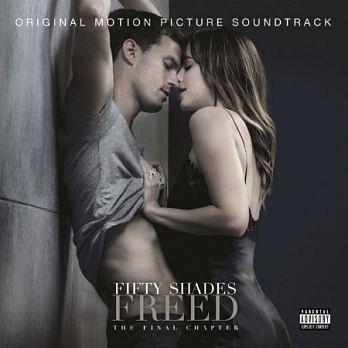 格雷的五十道陰影 自由 電影原聲帶 CD Fifty Shades Freed O.S.T. 免運 (購潮8)