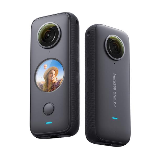 Insta360 ONE X2 全景隨身相機 運動相機 送64G+桌面小腳架 ONE X2 (公司貨)