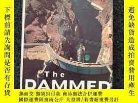 二手書博民逛書店THE罕見DAMMED RIVERS, DAMS AND THE COMING WORLD WATER CRISI