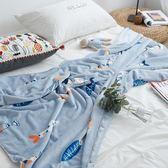 聖誕預熱  秋冬法蘭絨毯子北歐簡約ins風珊瑚絨毛毯辦公室蓋腿單人雙人毯 挪威森林