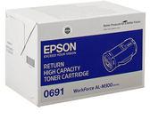 S050691 EPSON 原廠高容量黑色碳粉匣 適用 AcuLaser M300D/DN/MX300DNF