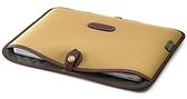 24期零利率 Billingham Laptop Slip 白金漢 筆電專用袋 13吋 5210134-54 斜紋
