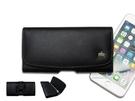 真皮 ASUS Zenfone 8 Flip ZS672KS 手機皮套 腰掛式皮套 腰掛皮套 腰夾皮套 JG01