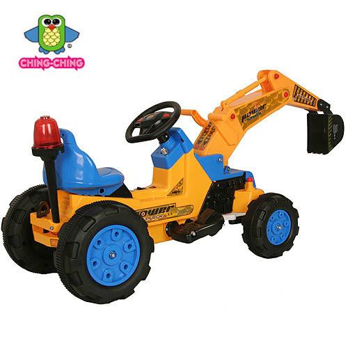 親親 兒童電動挖土機