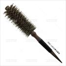 SALON美髮原木鬃毛圓梳(PRO-120S)-單支[24799]