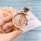 FOSSIL美國品牌KALYA簡約時尚小秒針腕錶ES4571公司貨