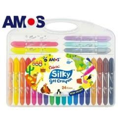 韓國AMOS 24色神奇細水蠟筆