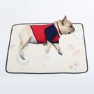 寵物坐墊 寵物冰墊夏天狗狗涼席墊子可洗車用沙發降溫冰絲貓咪涼席寵物窩墊